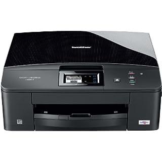 Brother - DCP-J525W- Impresora multifunción de inyección de tinta en color