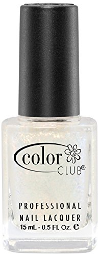 Color Club Winter Affair Nail Polish, Glittery Top Coat, Snow Flakes, .05 Ounce (Flakies Nail Polish compare prices)