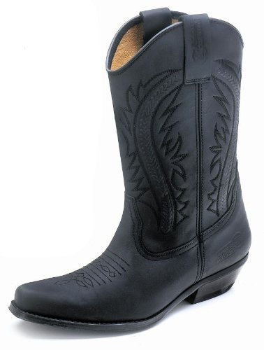 Ledershop-online  Colorado Westernstiefel, Bottes et bottines cowboy mixte adulte