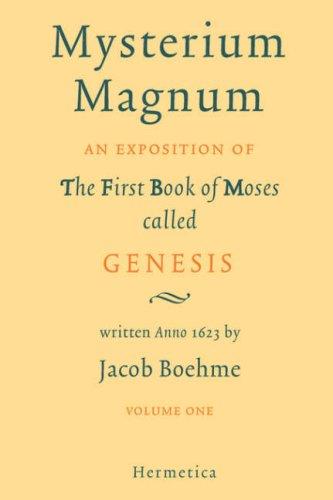 Mysterium Magnum: Volume One: 1
