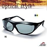 アックス サングラス Optical style サングラス 眼鏡着用可モデル SG-605P