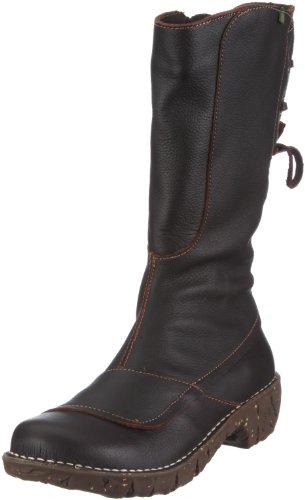 El Naturalista Women's Iggdrasil N107 Boots Brown EU 42