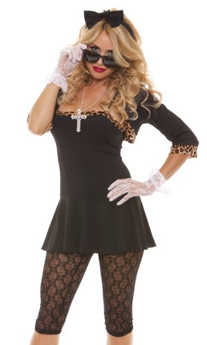 Elegant Moments Sexy 80s Celebrity Pop Star Adult Madonna Halloween Costume