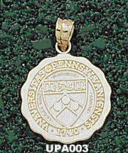 Univ Of Pennsylvania Seal Charm/Pendant