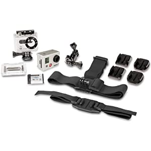 GoPro CHDOH-002 - Camcorder - High Definition
