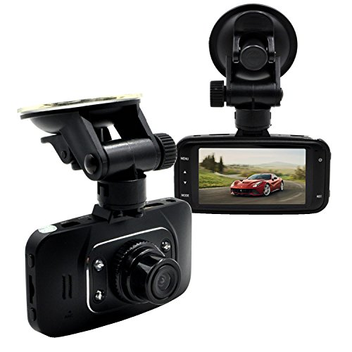 Napoer HD 1080P Vehicle Car DVR Camera Video Recorder Dash Cam Camcorder G-sensor HDMI Car black box