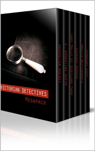 Victorian Detectives Megapack -  The Moonstone, Bleak House, Lady Molly of Scotland Yard and More (26 books total, 190 illustrations, essays, audio links) | freekindlefinds.blogspot.com