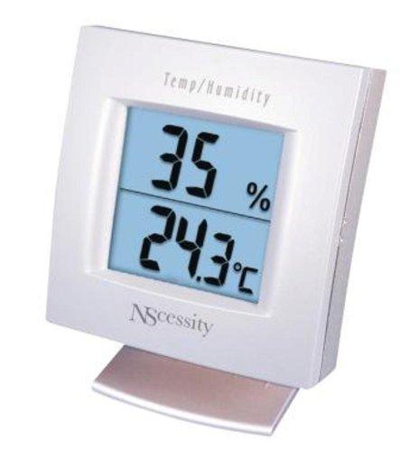 NS Associates Digital Thermometer/Hygrometer