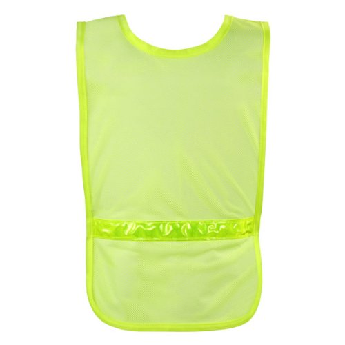 time to run high visibility reflective running bib vest 3 colour. Black Bedroom Furniture Sets. Home Design Ideas