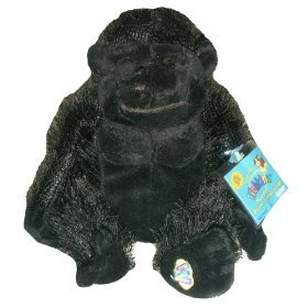 Webkinz Gorilla with Trading Cards