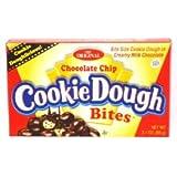 Chocolate Chip Cookie Dough Bites 3.1 OZ (88g)