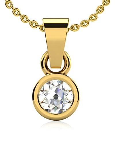 Friendly Diamonds Colgante Oro
