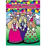 Do - A- Dot Art Picture Me A Princess Activity Book; no. DADB374