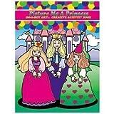 Princess Book Activity Book