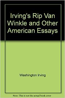 irvings american progeny essay