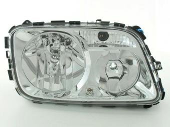 Spare parts headlight right Mercedes Benz Actros Yr. 08-