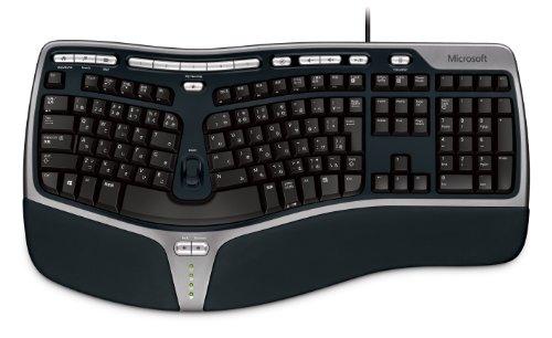 マイクロソフト 有線 キーボード Natural Ergonomic Keyboard 4000 B2M-00028