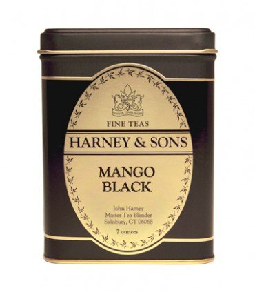 Harney & Sons Mango Black Tea (7 Ounce)