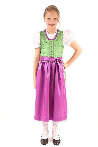 Isar Trachten Mädchen Dirndl festlich 44465 grün kaufen