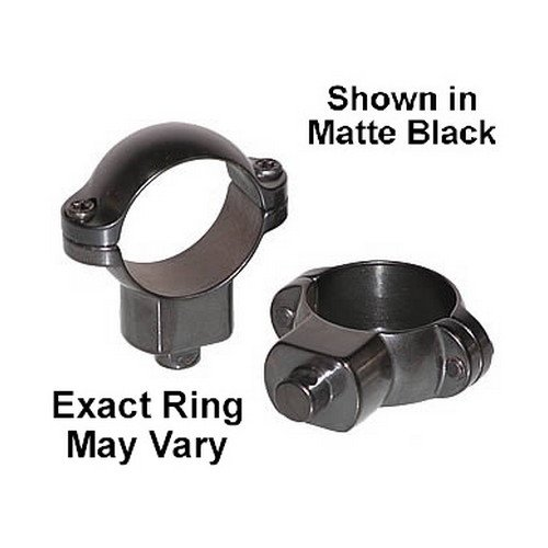 1 Inch Quick Release Rings High Matte