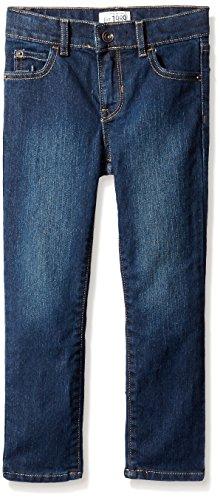 The Children's Place Big Boys Super Skinny Jean, Dark Wear, 8