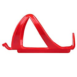 LEERYA Hot Bicycle Cycling Mountain Road Bike Water Bottle Holder Cages Rack Mount Red