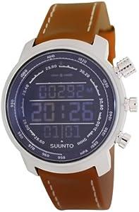 Suunto Elementum Terra Watch - Black Rubber SS016979000 by Suunto