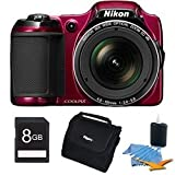 Nikon COOLPIX L820 Reviews