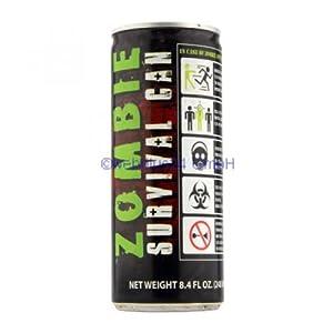 Zombie Survival Energy Drink 8.4 fl oz