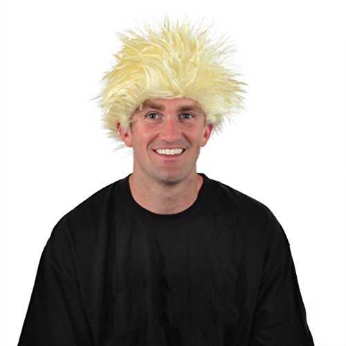 My Costume Wigs Men's Guy Fieri Wig(blonde) One Size Fits All