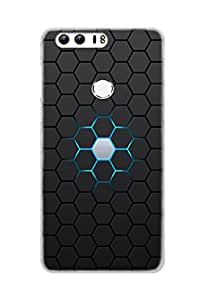 Honor 8 Cover, Honor 8 Case, Designer Printed Cover by Hupshy