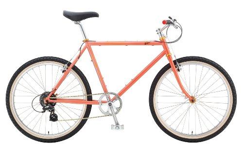 FUJI(フジ) MTF クラシックマウンテンバイク 26インチ 2014年モデル Salmon Pink