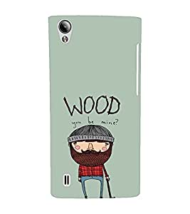 EPICCASE Woodbe Mine Mobile Back Case Cover For Vivo Y15 (Designer Case)