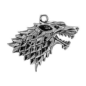 CustomUSB FDC-0369-64G CustomUSB 64GB Game of Thrones Stark Sigil Direwolf USB Flash Drive (FDC-0369-64G)