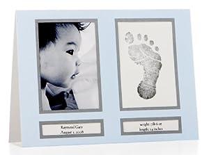 Pearhead - Tarjetas de nacimiento (10 unidades, con sobres), color azul por Pearhead - BebeHogar.com