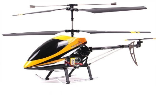 Double Horse 65cm 9101 35CH 3 Channel Big Electric RC Helicopter Gyro 450 Size