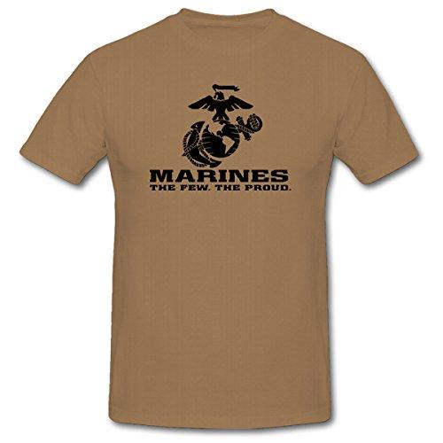 usmc-marines-the-few-the-proud-corps-wappen-abzeichen-emblem-t-shirt-herren-khaki-701