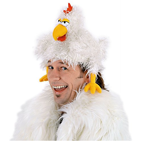 Costume Accessory: The Clucker Hat (The Clucker Hat)
