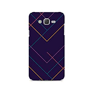 TAZindia Printed Hard Back Case Mobile Cover For Samsung Galaxy J5 2016