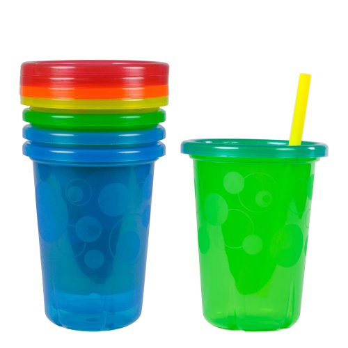 The-First-Years-Take-Toss-Spill-Proof-Straw-Cups-10Oz-4-Pack