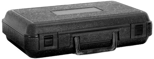 Cases By Source B1262 Blow Molded Empty Carry Case, 12.5 x 6.99 x 2.875, Interior