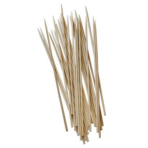 SchaschlikspieÃ?e Satee SpieÃ?e HolzspieÃ?e FleischspieÃ?e Bambus Ã? 3 mm 30 cm