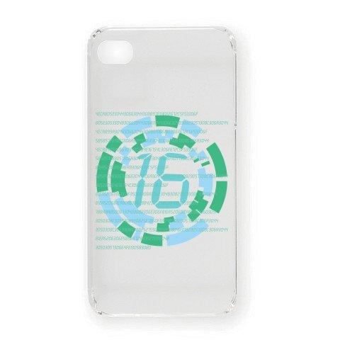 16 Ver.2 iPhone4オリジナルケース(クリア)