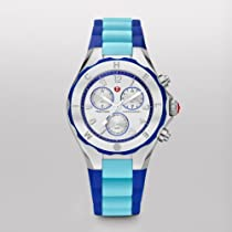 MICHELE Tahitian Jelly Bean, Blue Colorblock