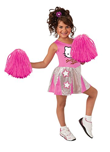 Hello Kitty Cheerleader Dress-Up Outfit
