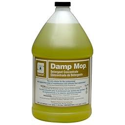 Damp Mop Specialty Cleaner # 301604, 4 gal per cs -(1 CASE)
