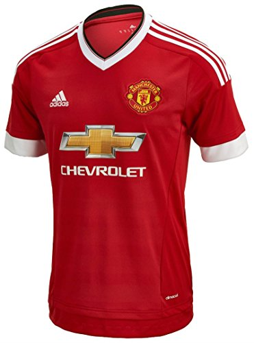 Manchester United Adidas Home Jersey 2015 - 2016
