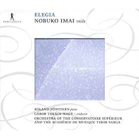 "Hayashi, H.: Viola Concerto, ""Elegia"" / Nodaira, I.: En Plein Air / Takemitsu, T.: A String Around Autumn"