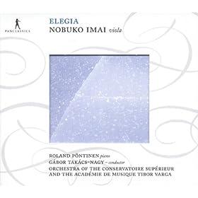 "Hayashi, H.: Viola Concerto, ""Elegia"" / Nodaira, I.: En Plein Air / Takemitsu, T.: A String Around Autumn"