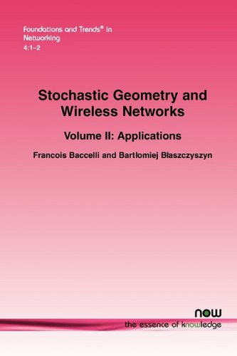 Stochastic Geometry and Wireless Networks, Part II: Applications
